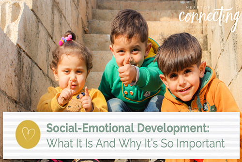 Defining Social Emotional Development