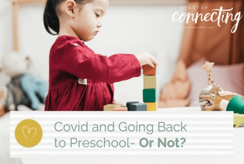 Covid and Back to School – or Not?