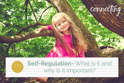 Self -Regulation- What is it and why is it important?