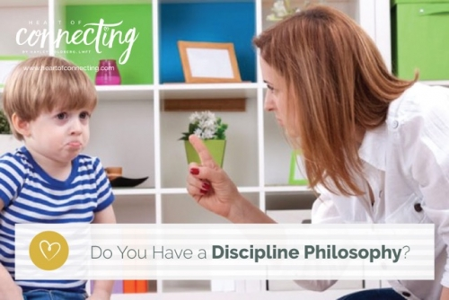 Do You Have a Discipline Philosophy?