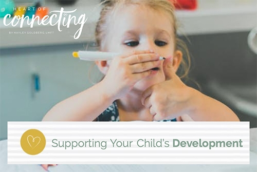 Supporting Your Child's Development