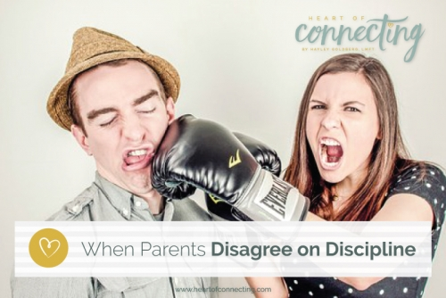 When Parents Disagree on Discipline