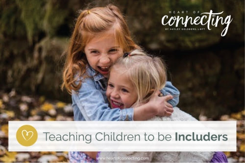 Teaching Children to be Includers